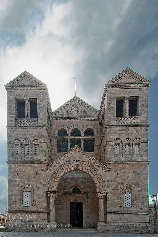 Photograph Tabor church by Alessandro Crea on 500px