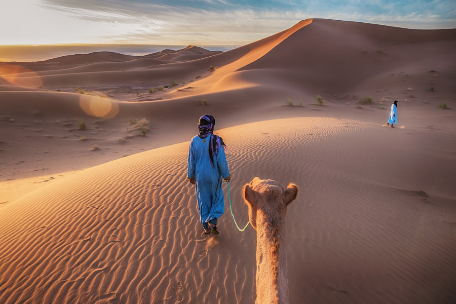 Timeless travel in the Sahara Desert. by India Harris on 500px.com