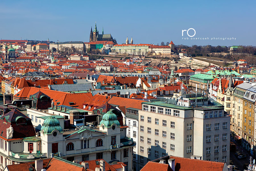 Colors of Prague
