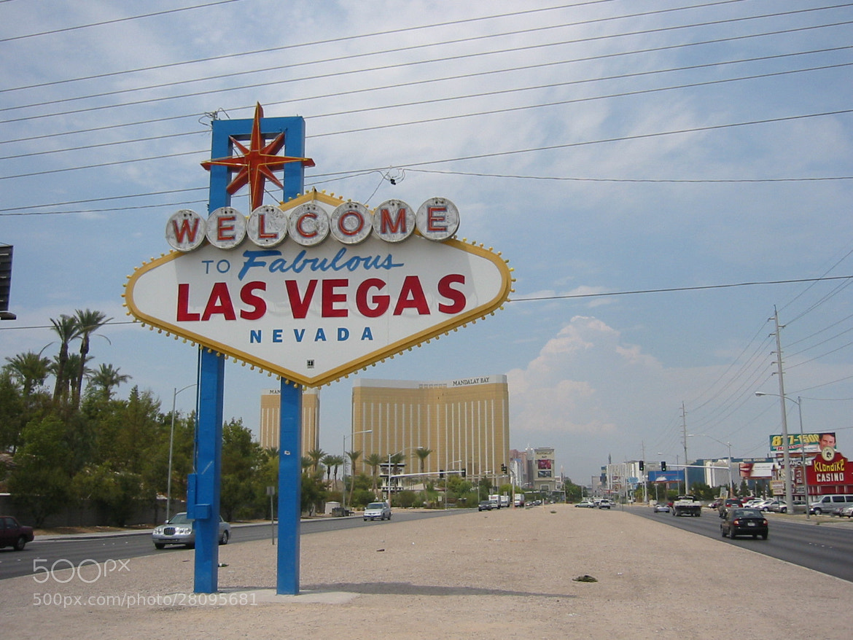 Photograph Las Vegas by Fabrice Jazbinsek on 500px