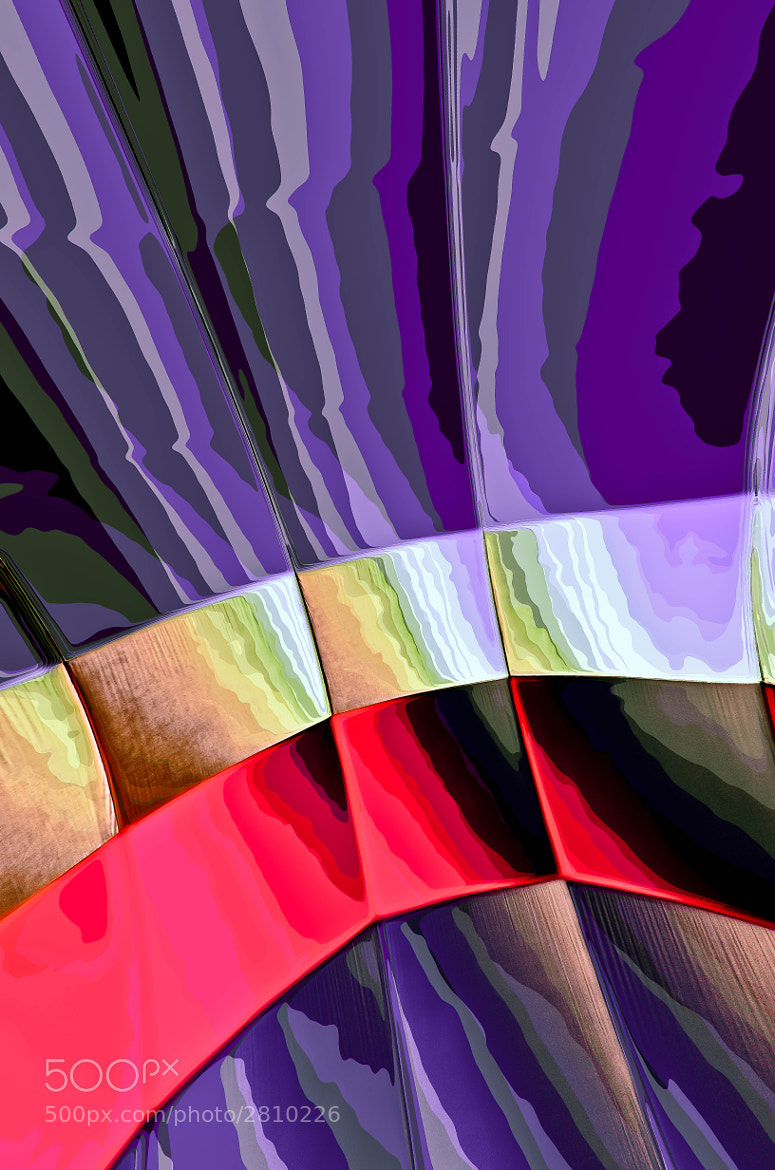 Photograph Hot Air Balloon Abstract by Ronald Roberts on 500px