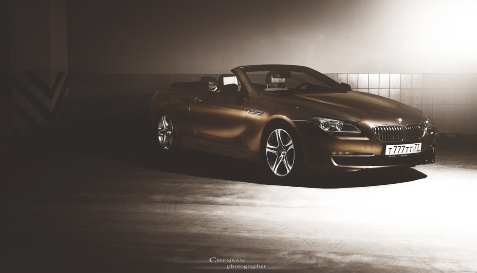 Photograph BMW 650 Cabrio . by Chensan by  Chensan on 500px