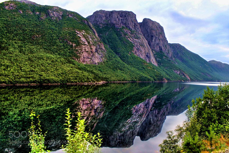 Photograph Tysdalsvatnet, Norway by Julia  Apostolova on 500px