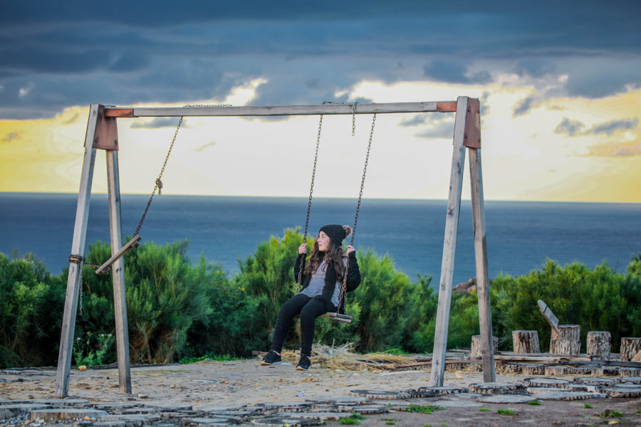 Playing, автор — Sami Chelighem на 500px.com