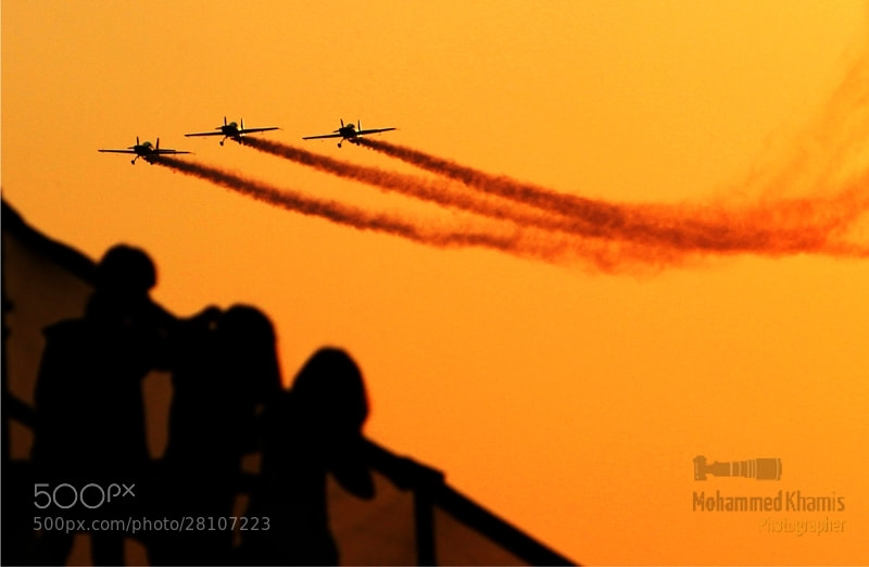 Photograph  Aerial entitled reviews Reviews: Three by MOHAMMED KHAMIS on 500px