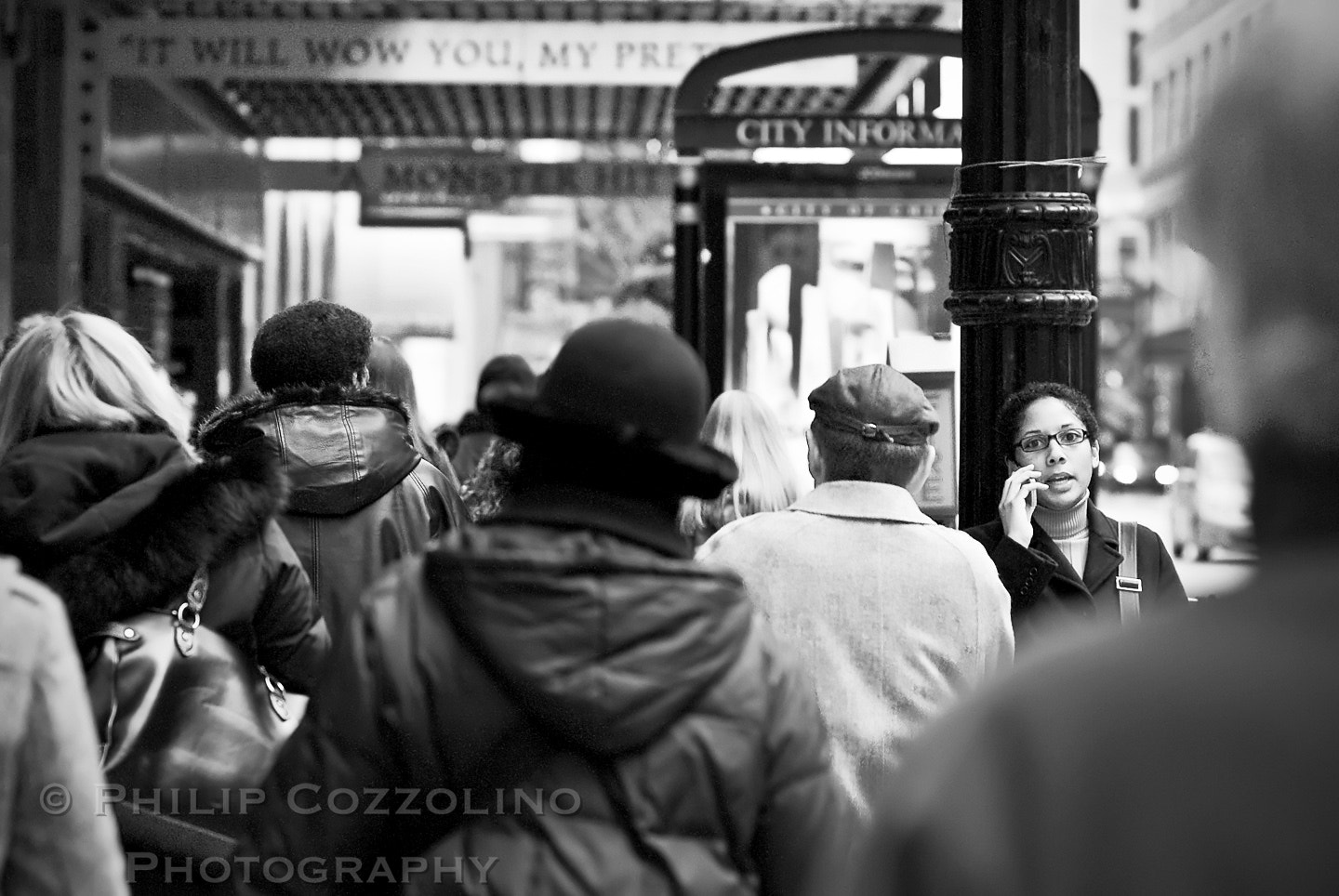 Photograph Chicago Street by Philip Cozzolino on 500px