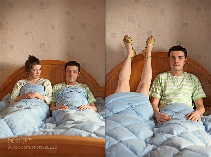 Photograph что-то про отношения by Olga Drach on 500px