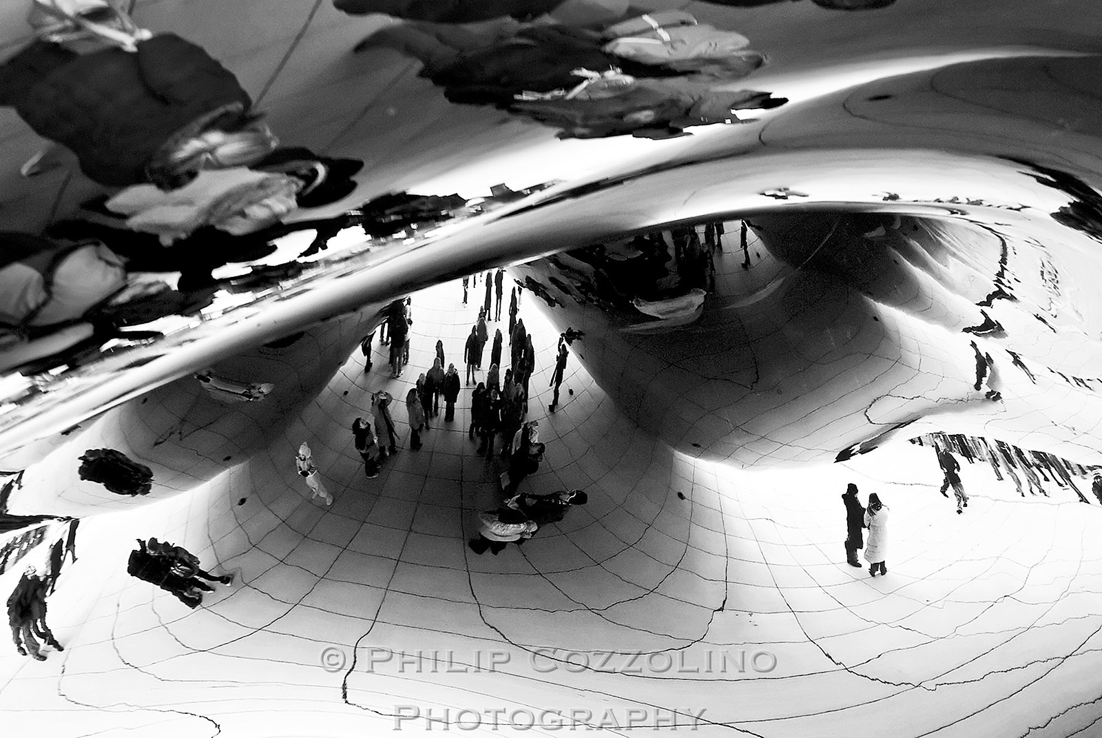 Photograph Cloud Gate (2) by Philip Cozzolino on 500px