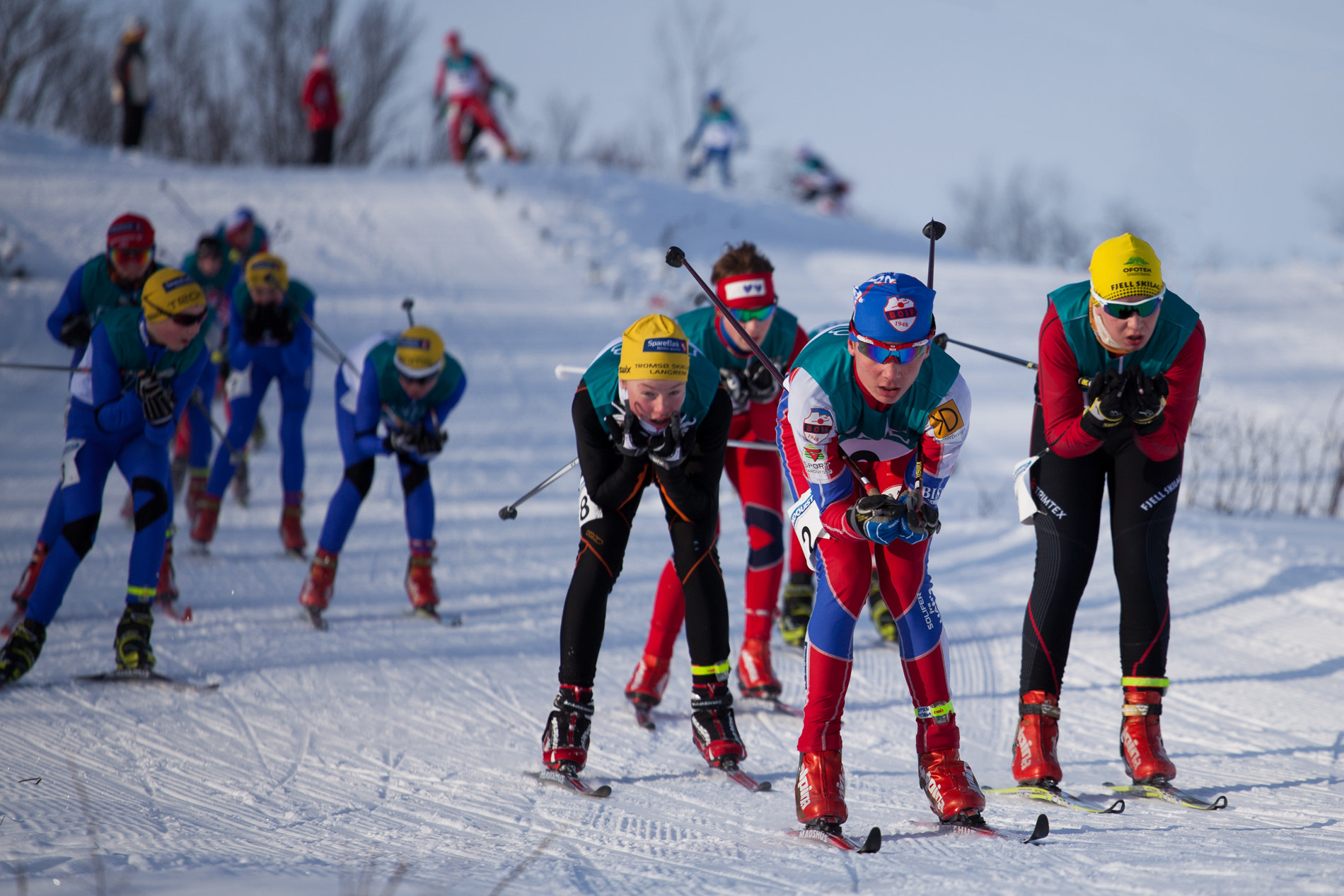 Photograph Cross country skiing by Erik Lindseth on 500px