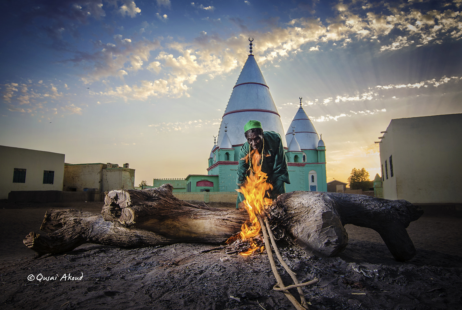 Photograph Fire of Quran by Qusai Akoud on 500px