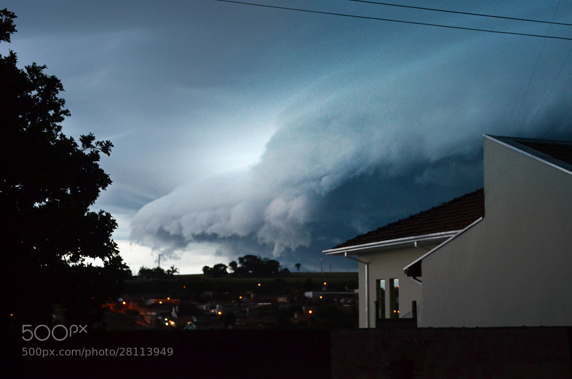 Photograph storm by Jorge Luiz Saggioro on 500px