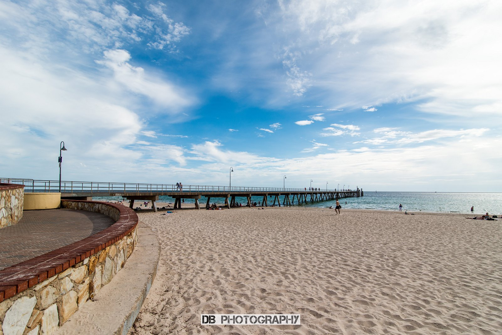 Photograph Glenelg Jetty by Hans Weichselbaumer on 500px