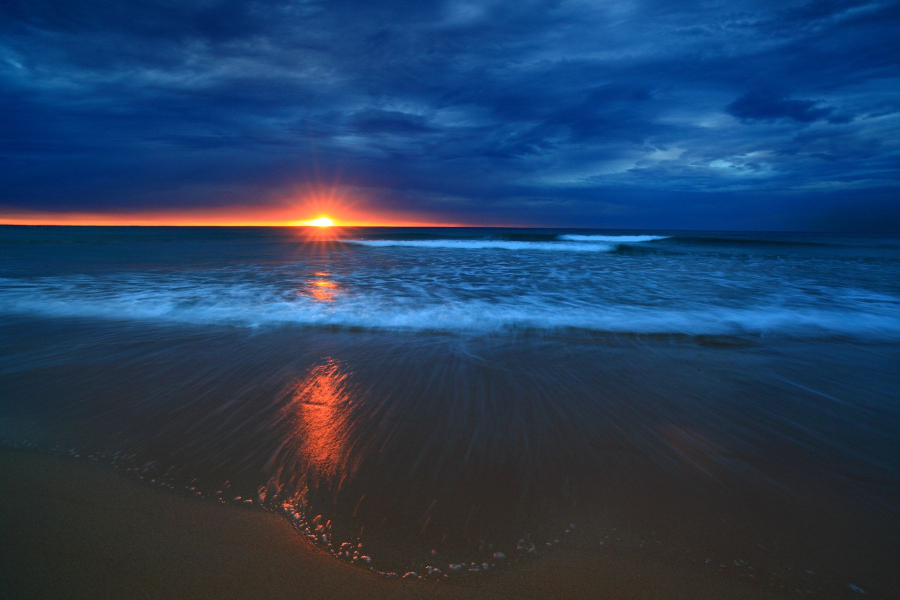 Photograph Light Washed Upon the Shore by rob woodward on 500px