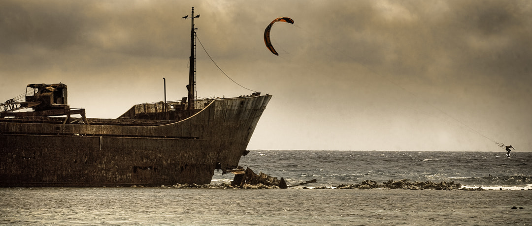 Photograph Shipwrecked by Jody MacDonald on 500px