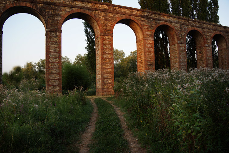 Photograph Path To The Aqueducts by Andew Osterberg on 500px
