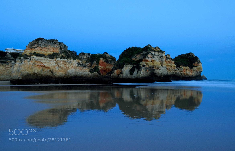 Photograph The cliffs by José Eusébio on 500px