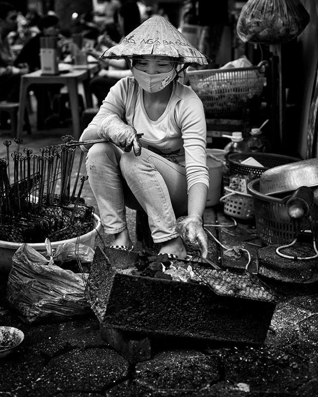 Photograph The Street Cook by Michel Latendresse on 500px