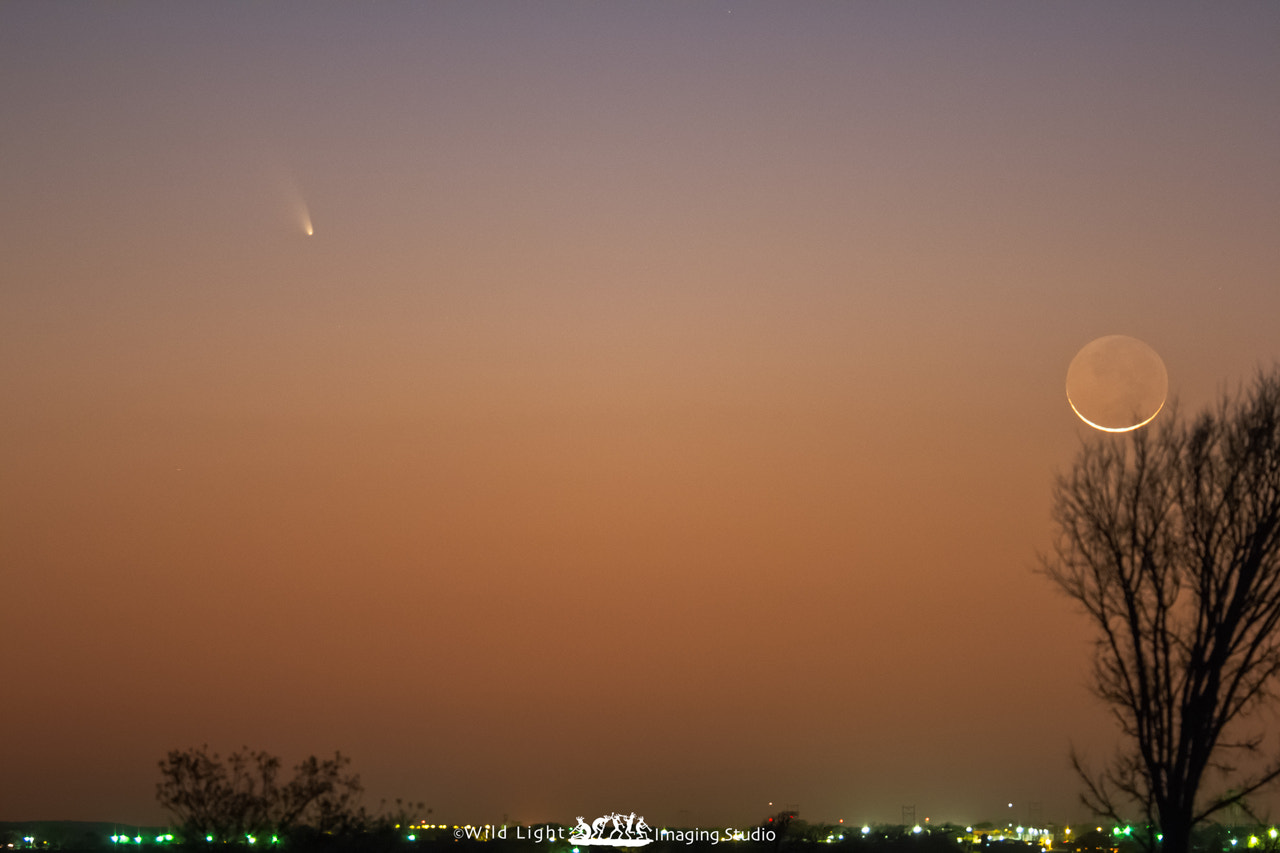 Photograph Pan-Starrs by Michael Lloyd on 500px