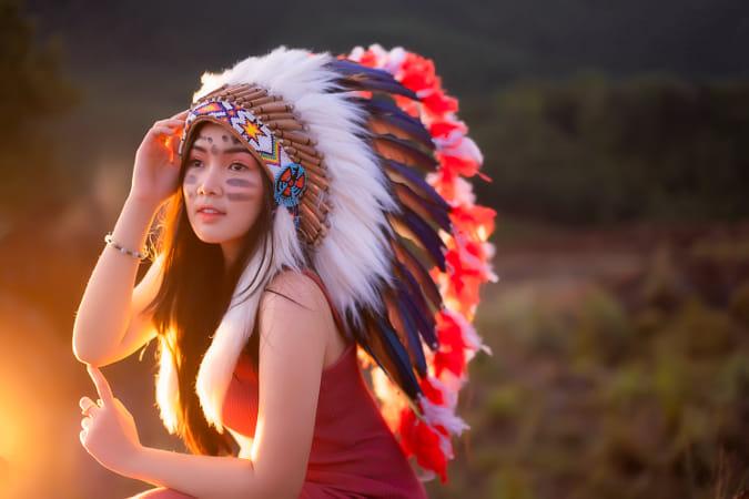 Indigenous Americans.