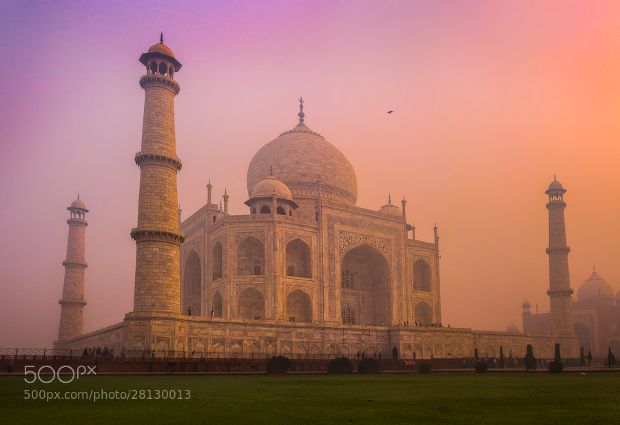Photograph The Taj by Dylan Gehlken on 500px