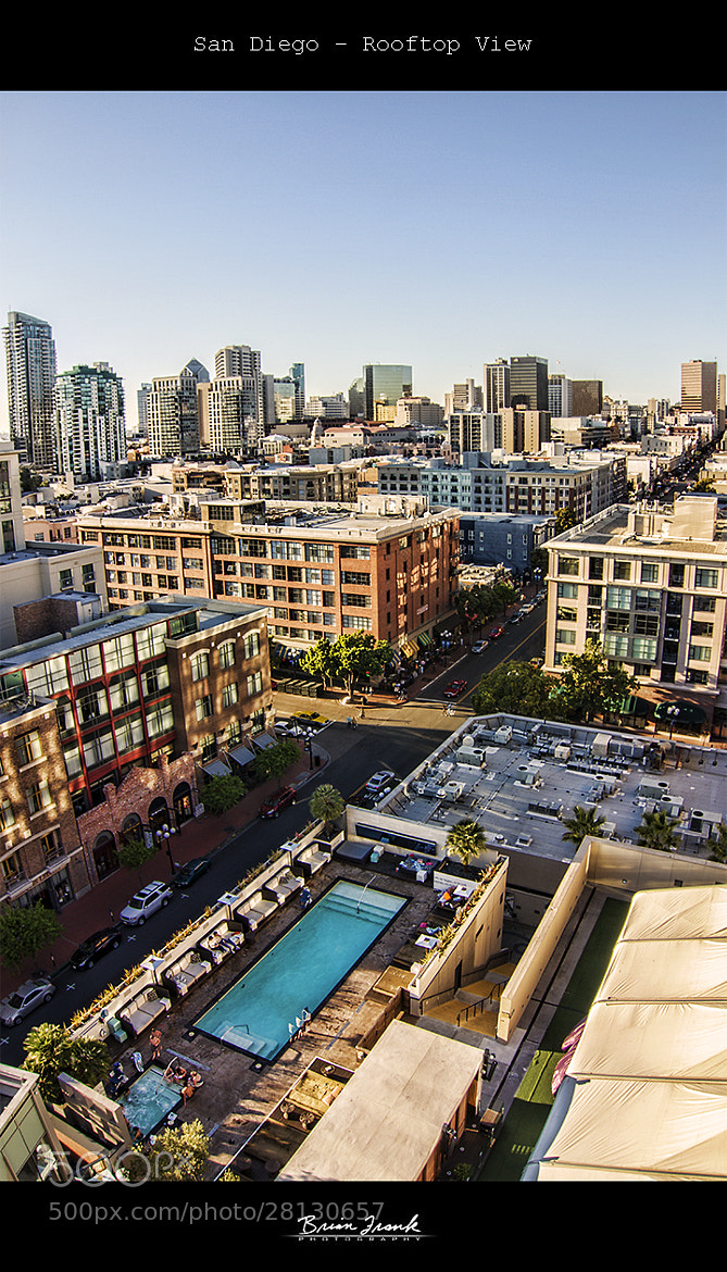 Photograph San Diego Rooftop by Brian Frank Snapshots on 500px
