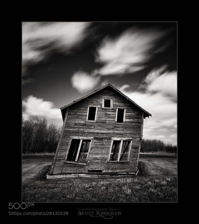 Photograph Blown Away by Scott Kroeker on 500px