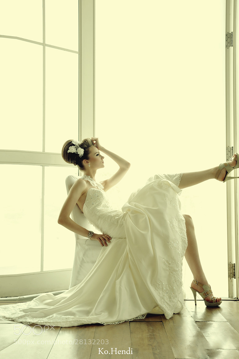 Photograph The bride by Hendi Ko on 500px