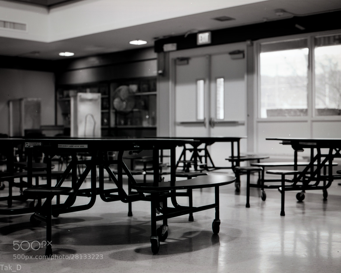 Photograph Empty Tables 2 by Takuto Doshiro on 500px