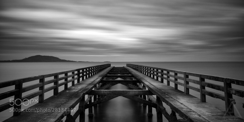Photograph Old Pier by La Mo on 500px
