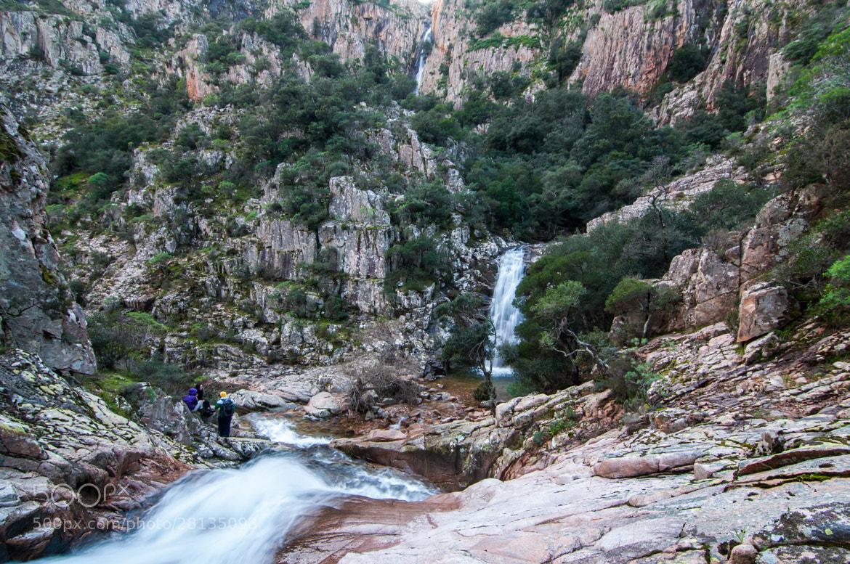 Photograph Three Falls by Carlo Murenu on 500px