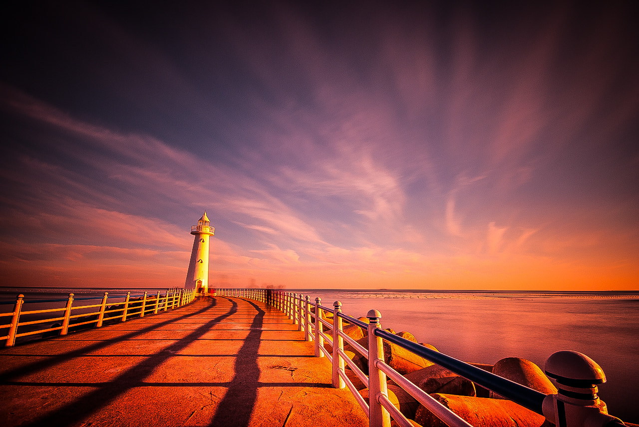 Photograph Lighthouse by LEE GEON on 500px