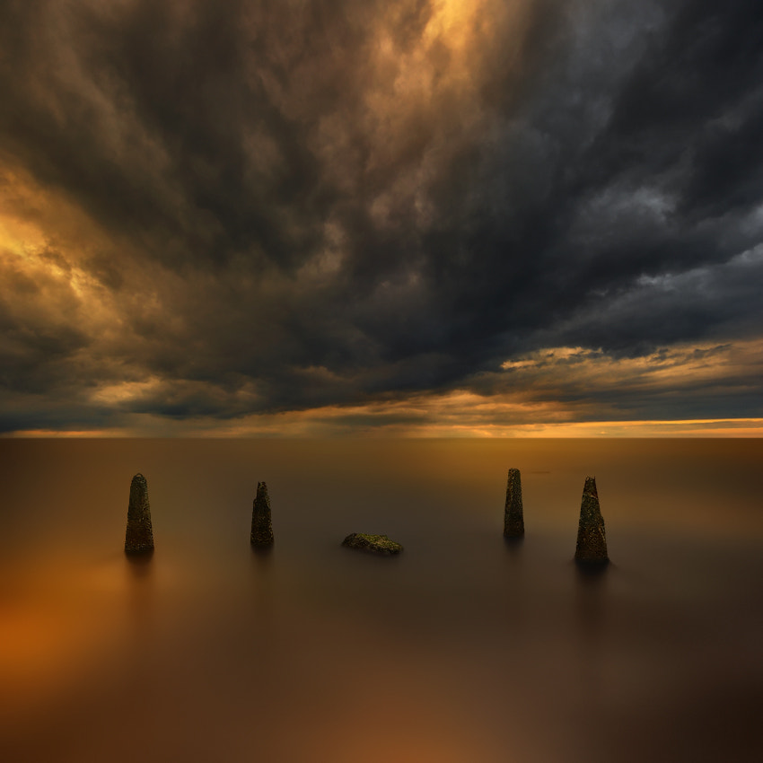 Photograph Baltic Tusks... by Pawel Kucharski on 500px