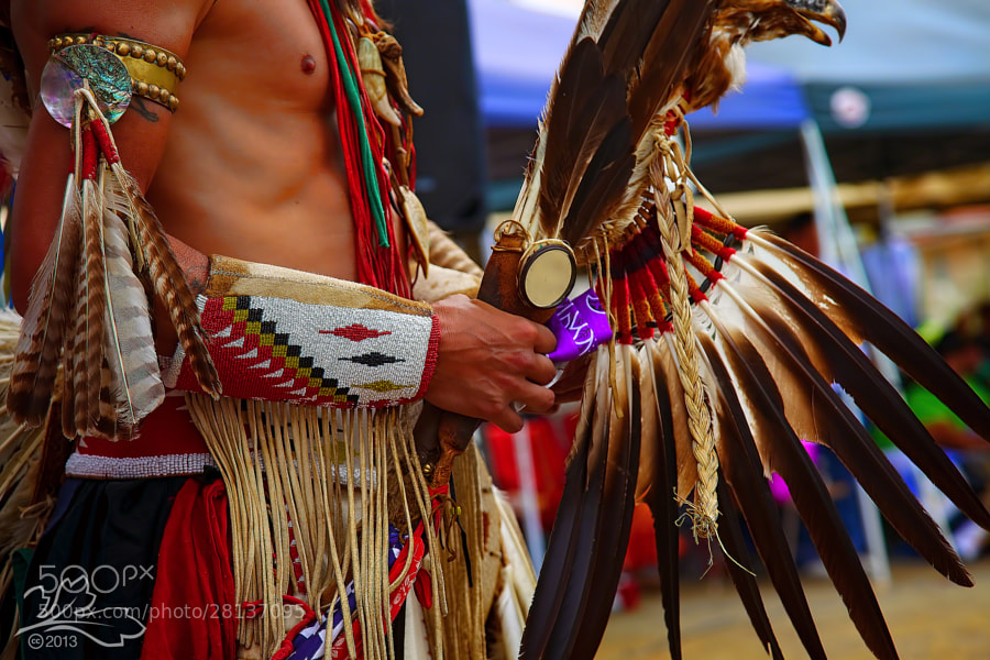 Sioux Tribe Pow-wow