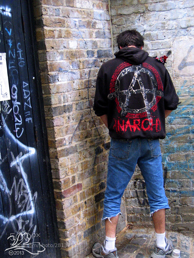 Punk-rock lives on in Camden.