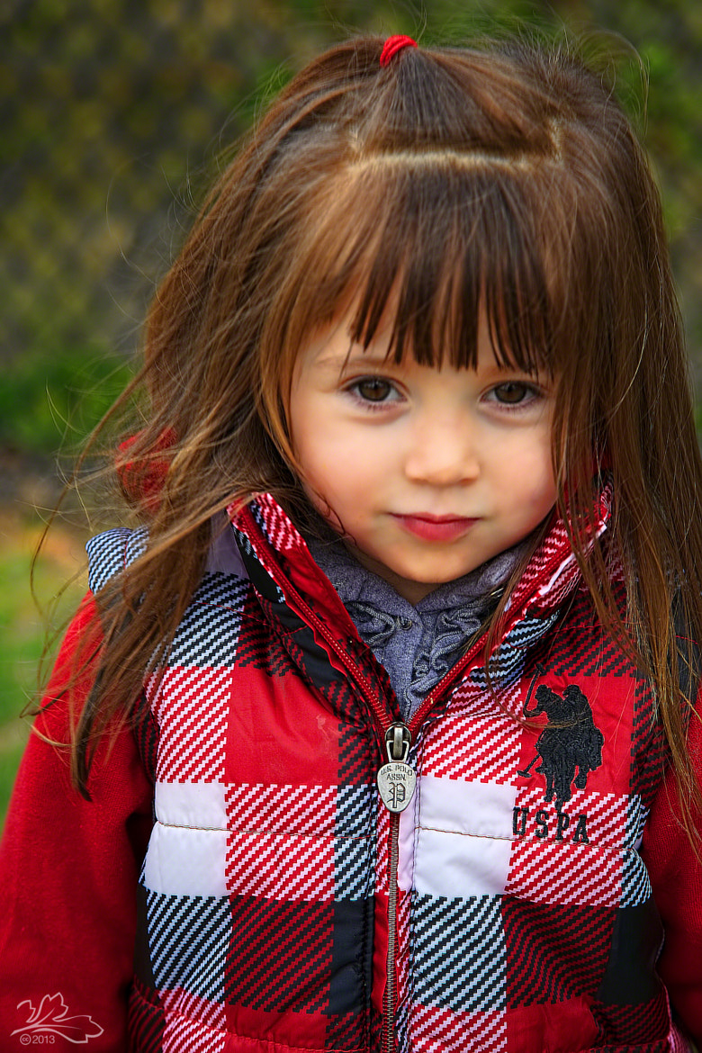 Photograph Child with red polo jacket by Michael Darius on 500px