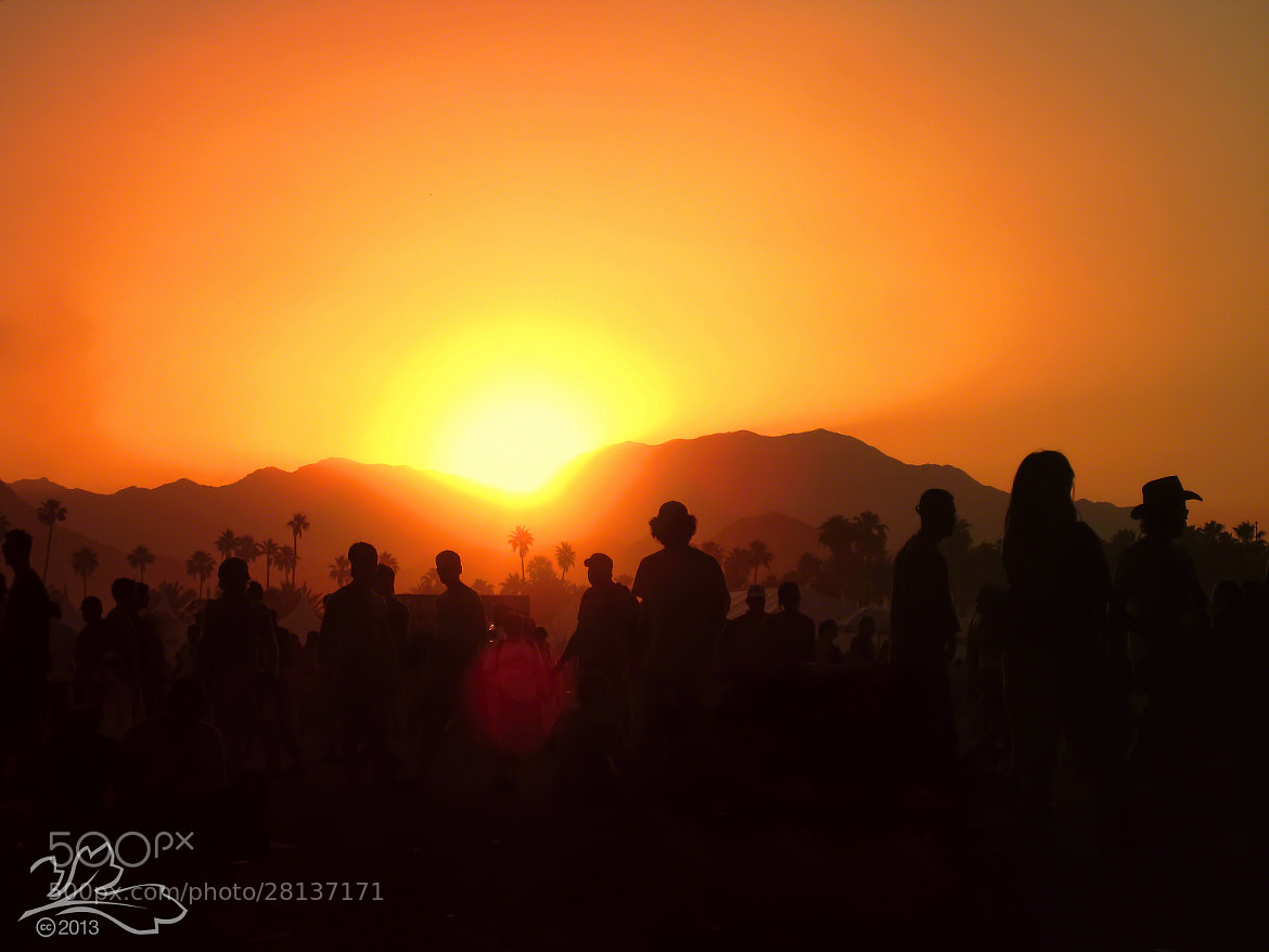 Photograph Sunset in Coachella Valley by Michael Darius on 500px