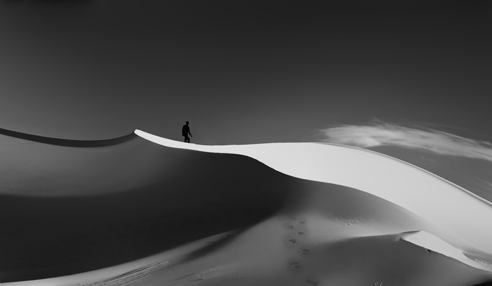 Photograph Wandering in the desert by Rezvan Irani on 500px