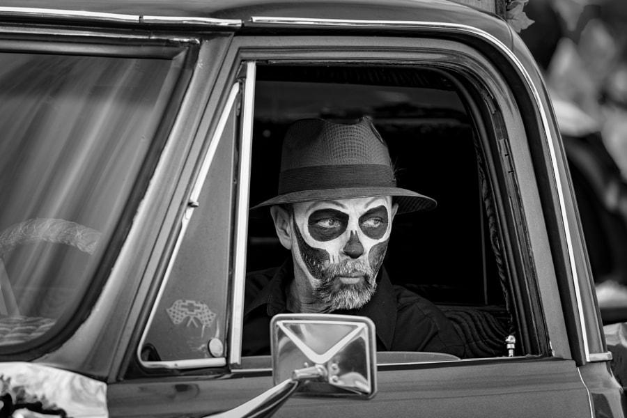 亡灵节(Day of the Dead)由Frank Dobrushken在500px.com上