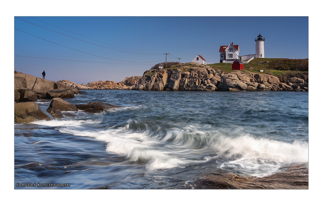 Photograph Cape Neddick Light by Andre Koschinowski on 500px