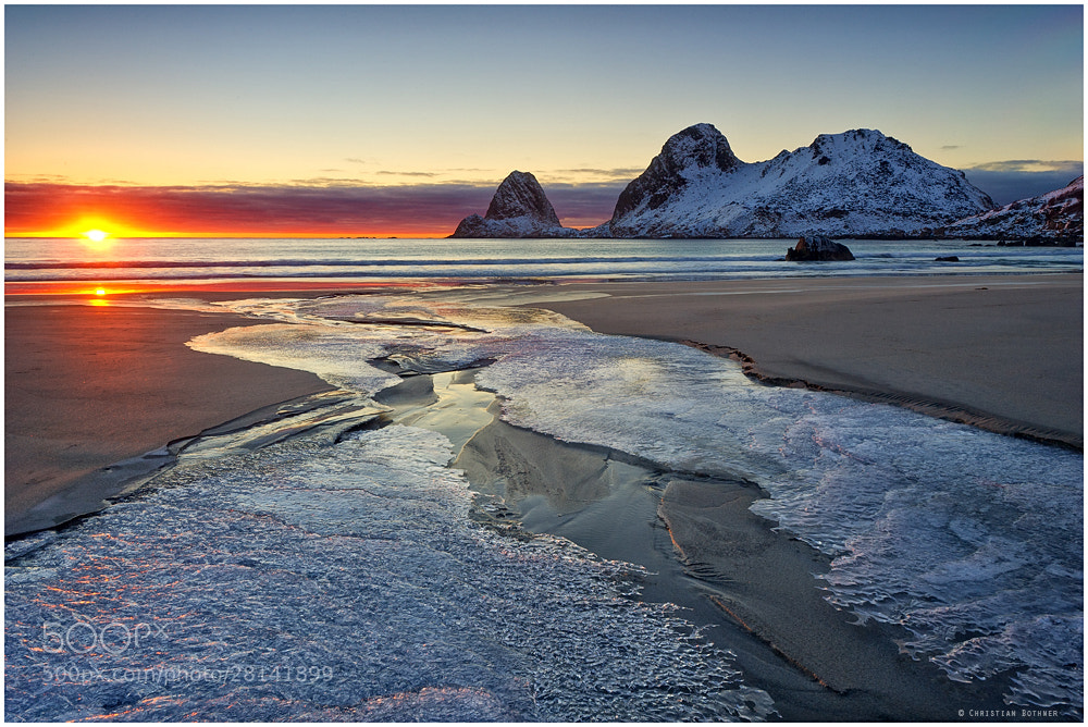 Photograph Vesterålen | Sunset by Christian Bothner on 500px