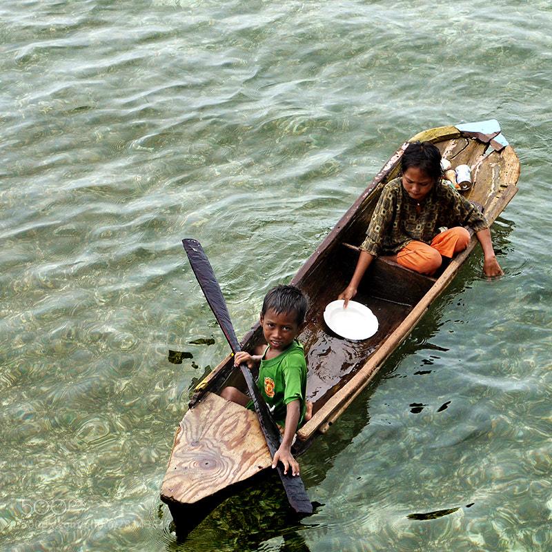 Photograph Children of the ocean by Irina Sen' on 500px