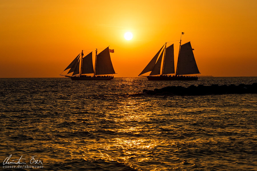 Photograph Key West Sunset 01 by Christian Öser on 500px