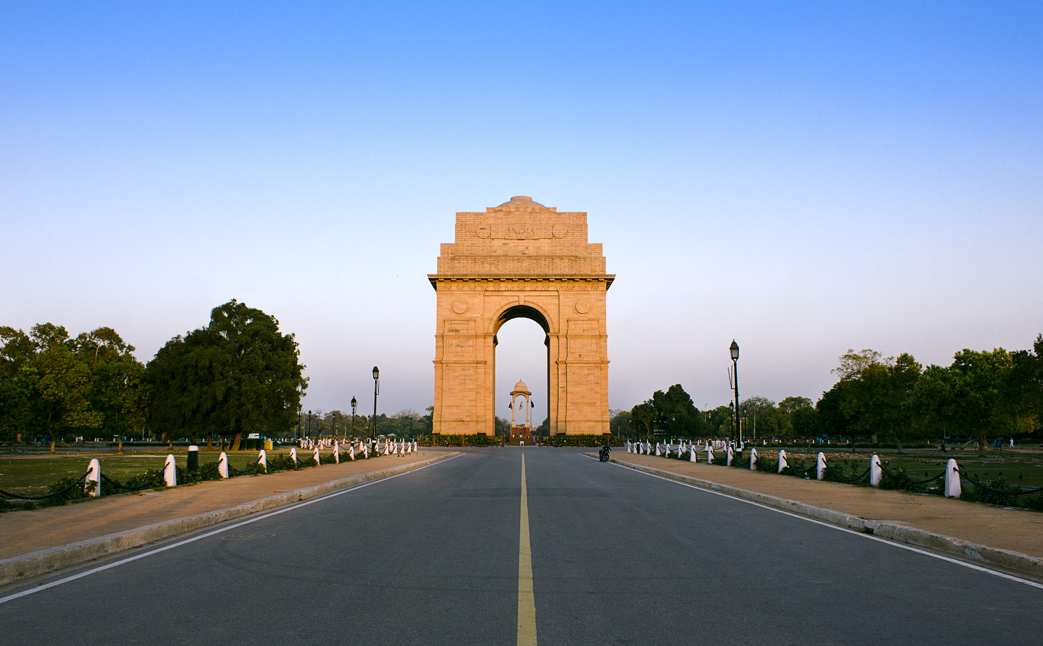 Photograph India Gate at The Blue Hour by Kunal Khurana on 500px