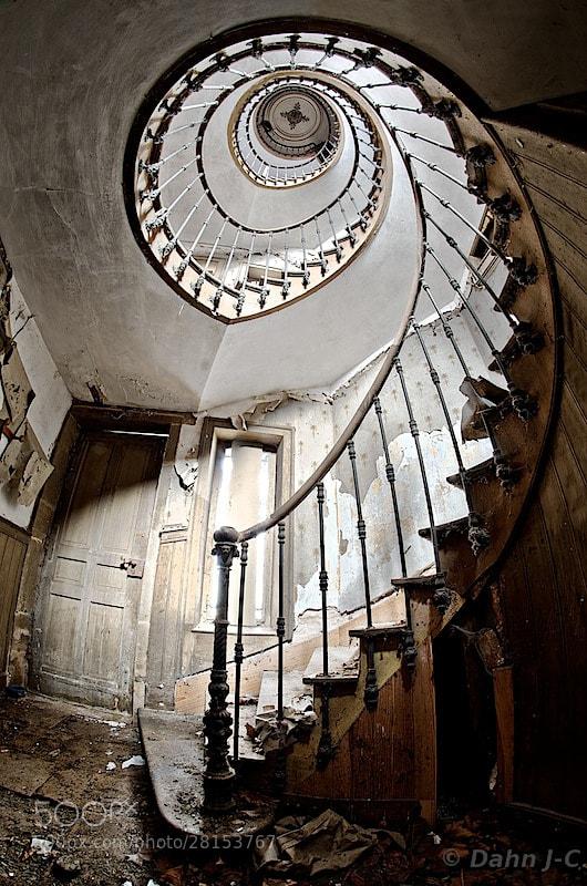 Photograph L'escalier des templiers by Jean-Claude Dahn on 500px