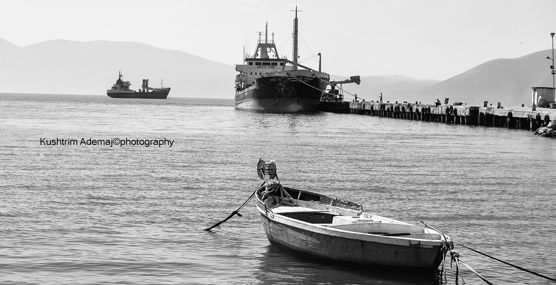 Photograph Sea port of Vlora, Albania  by Kushtrim Ademaj on 500px