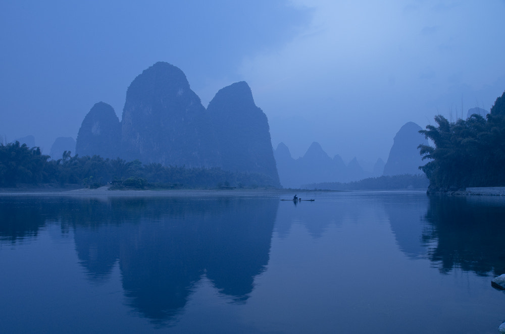 Photograph Li River by Chris Jones on 500px