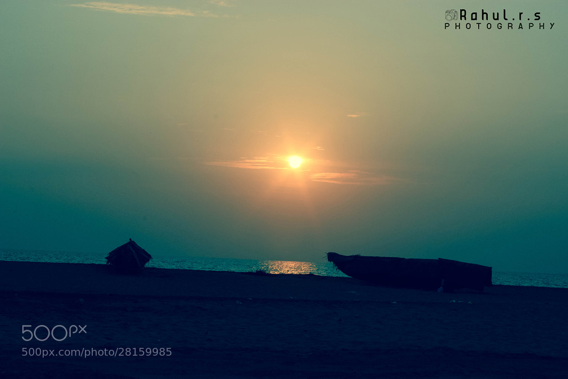 Photograph Beach by Rahul RS on 500px