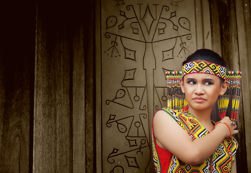Photograph another   DAYAK by johanes  siahaya on 500px