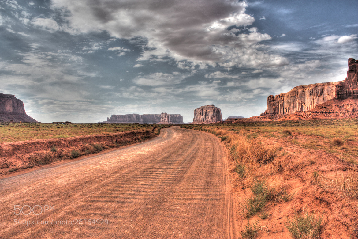 Photograph Monument Valley by Luciano Angelini on 500px
