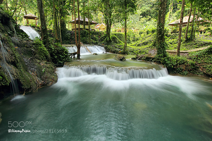 Photograph Salodik Waterfall by Jimmy Papia on 500px
